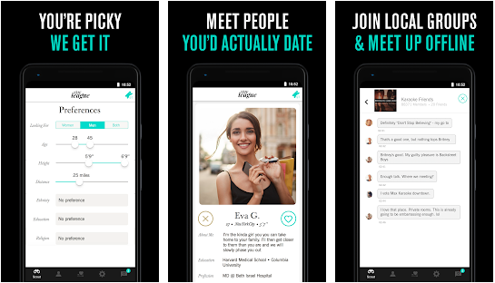 Bump dating app