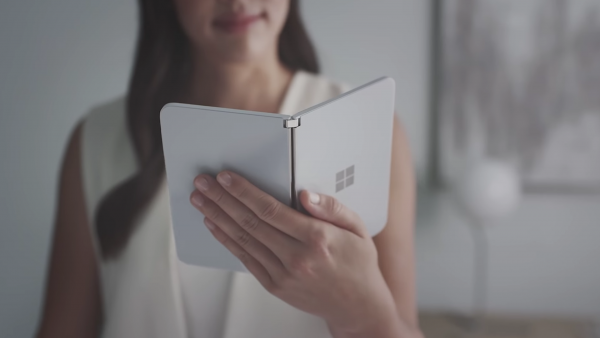 Microsoft Surface Duo introduced 2019