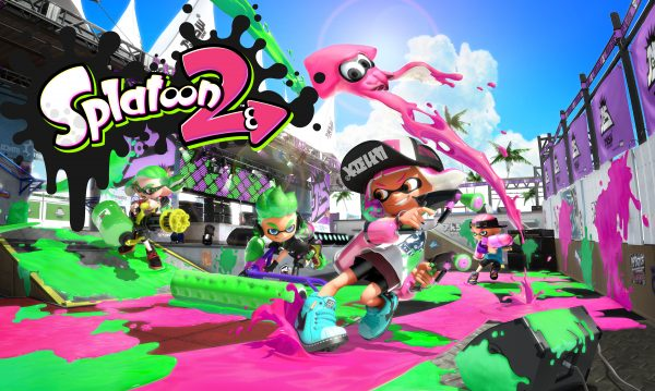 Best Wii U where teams of four face off for three-minute