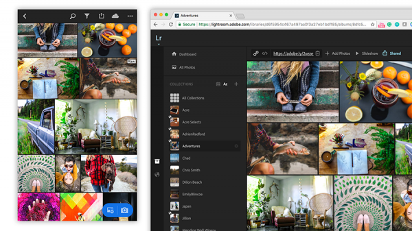 Sync Your Photos To Your Mobile or Desktop