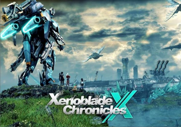 The next massive sci-fi role-playing game from Monolith Soft