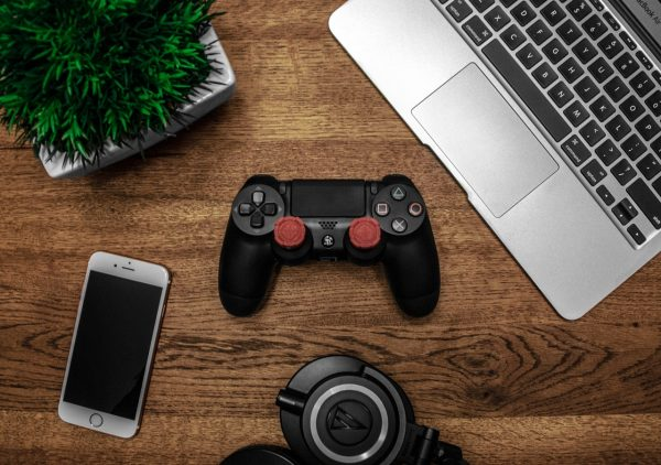 iPhone as controller for PS4 on iOS 13