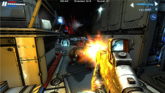 Top 20 First Person Shooter Games for Mobile