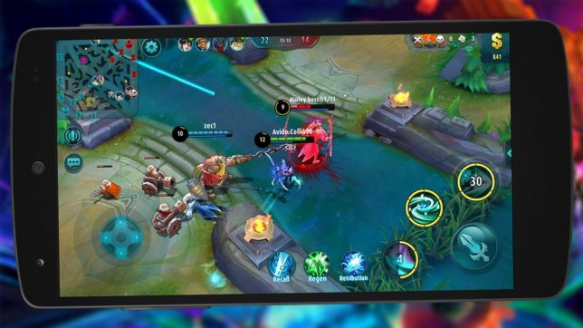 Top 20 MOBA Games For Mobile Of All Time (2020 Edition)