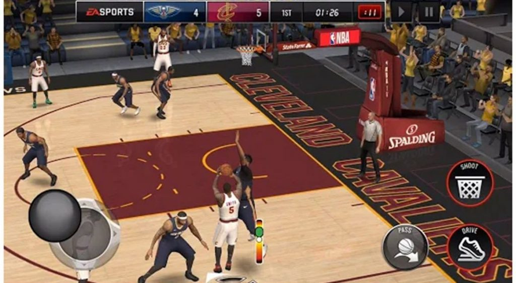 Best Basketball Games For Mobile