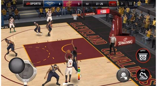 Top 20 Basketball Games For Mobile