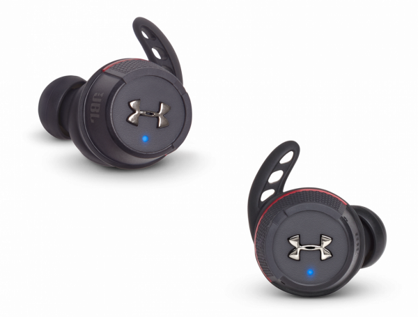 Bluetooth headphones: JBL Under Armour True Wireless Flash