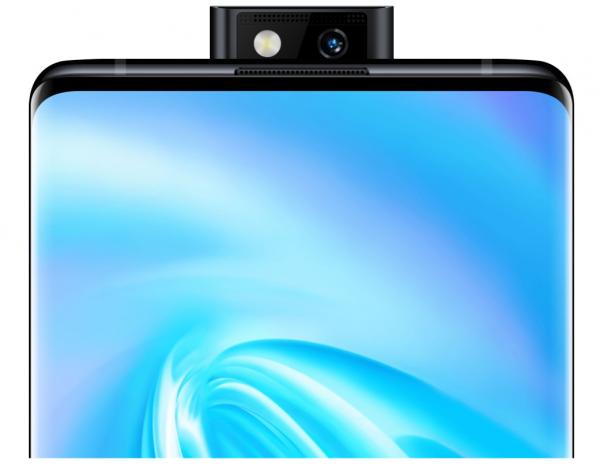 Vivo NEX 3's Elevating Front Camera