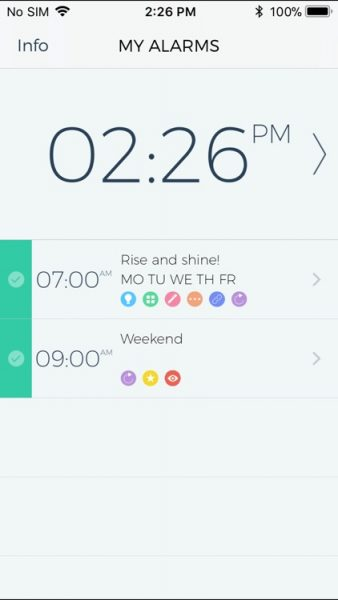 I Can't Wake Up - Alarm App