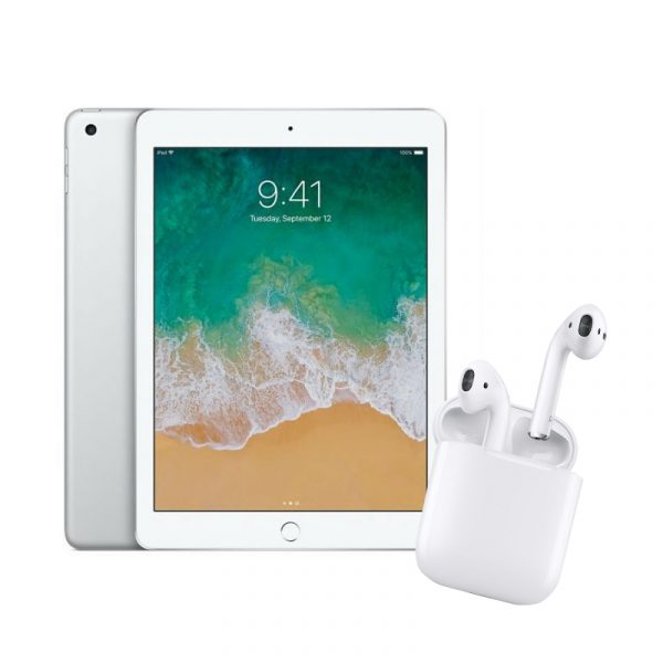 AirPods Pair With iPad