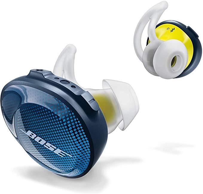 http://Bose%20SoundSport%20Neon%20Green%20interior%20in-ear%20headphone