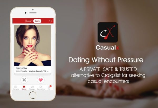 Casualx is one of the best hookup apps you can find