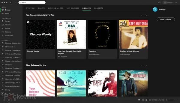 Browse millions of tracks in Spotify's Audio Library.