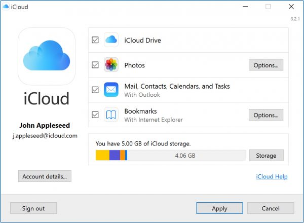 Sync iPhone Contacts Using iCloud