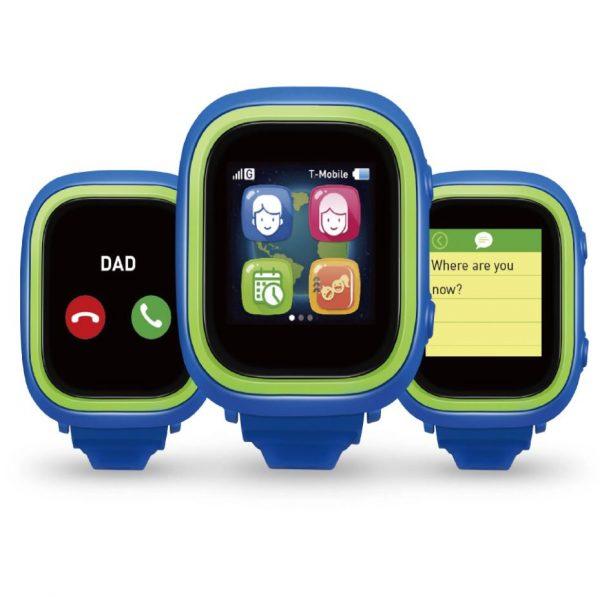 Blue Ticktalk 2.0 kid smart watch