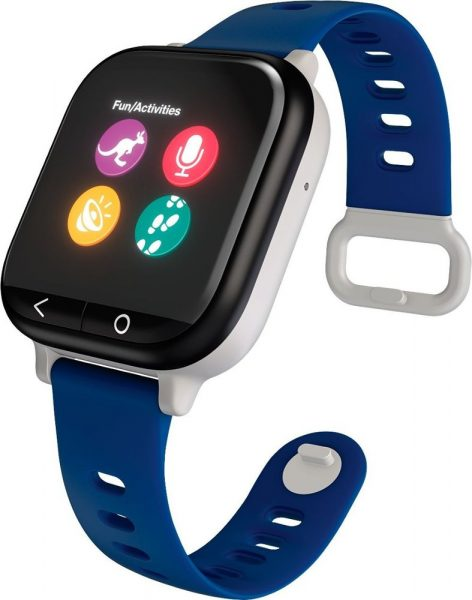 Verizon GizmoWatch with blue strap