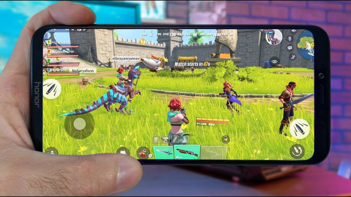 Handy Multiplayer Games