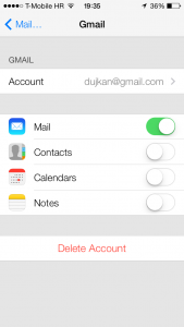 How To Sync iPhone Contacts To Gmail (100% Working)