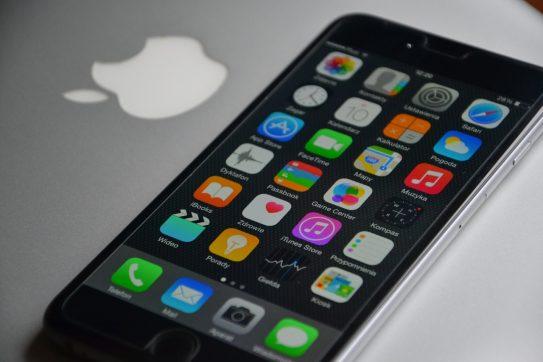 Apple Works On Wraparound iPhone Screen