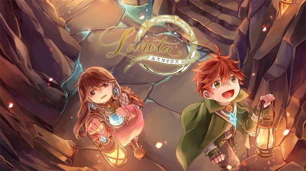 An anime music game with an engaging storyline
