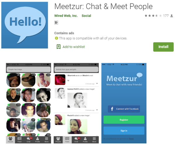 free phone chat app