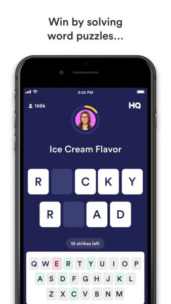 HQ – Trivia and Words