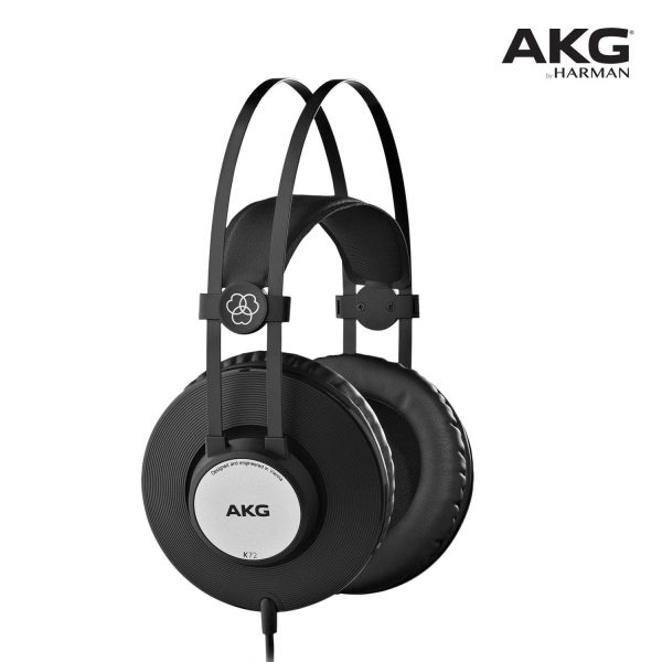 The AKG K72 breaks into the list of the best cheap headphones