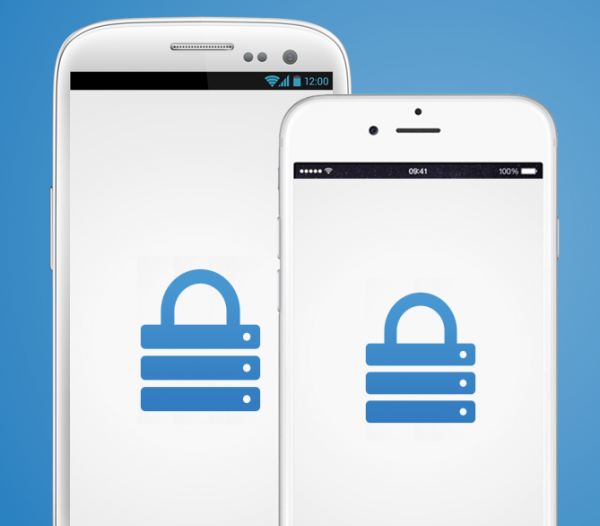 SecureVPN on mobile devices