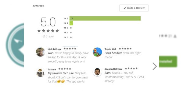 Google Play Store_App Review