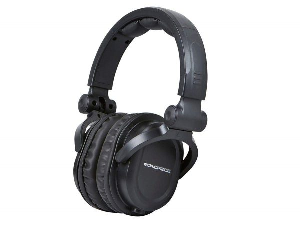 The MonoPrice 8323 makes a serious claim on your money as it enters the list of cheap headphones