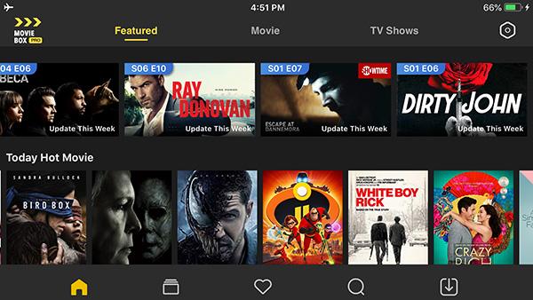 أفضل 10 تطبيقات مجانية لمشاهدة الأفلام بدون تقطيع لسنة 2021