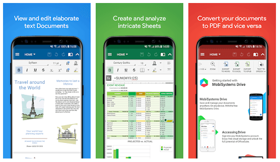 Get OfficeSuite now and boost your productivity
