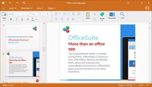 Sometimes, a good productivity app is all you need. Enter OfficeSuite.
