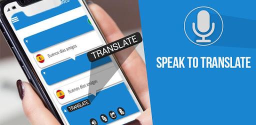 Talk & Translate's focus is on vocal translation