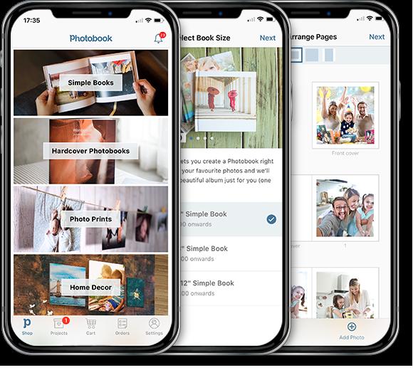 The Photobook App