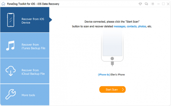 scan and recover fix mobile data issues