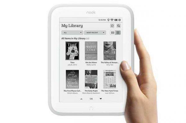 nook e-book readers