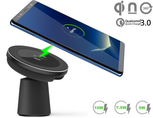 WYNK Magnetic Wireless Charger