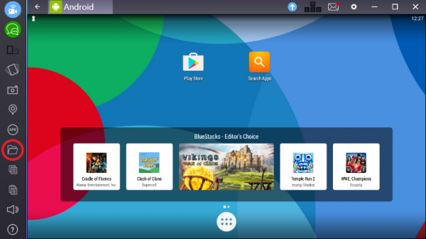 Bluestacks is one of the most reliable android emulators available