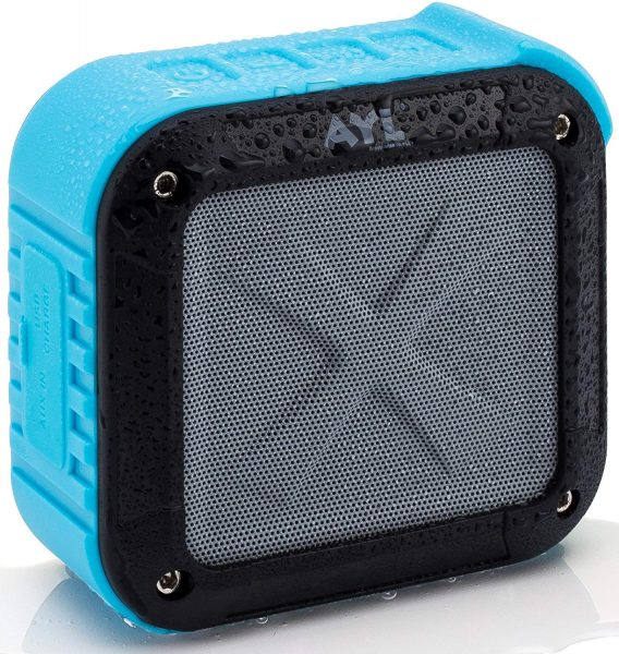 AYL Portable speakers are great for the outdoors