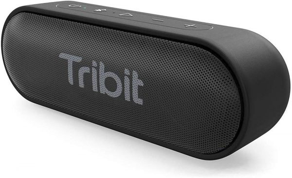 The Tribit is a good choice for a budget waterproof speaker