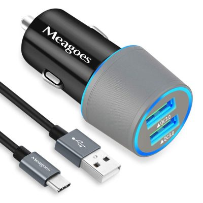 http://Meagoes%20USB%20Car%20Charger
