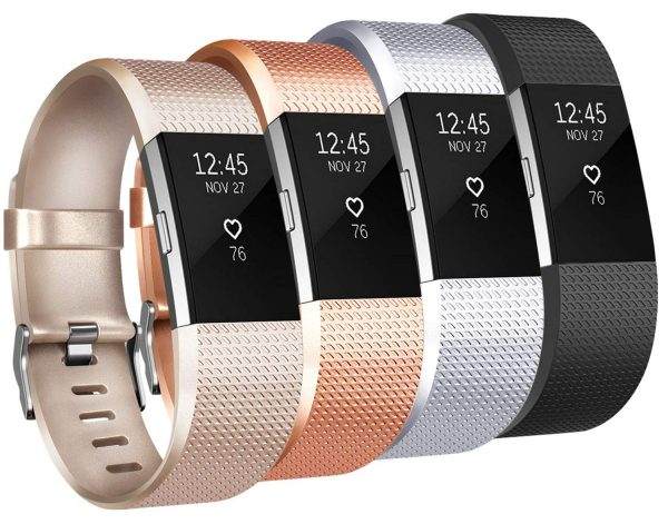 Tobfit Sports Fitbit replacement bands