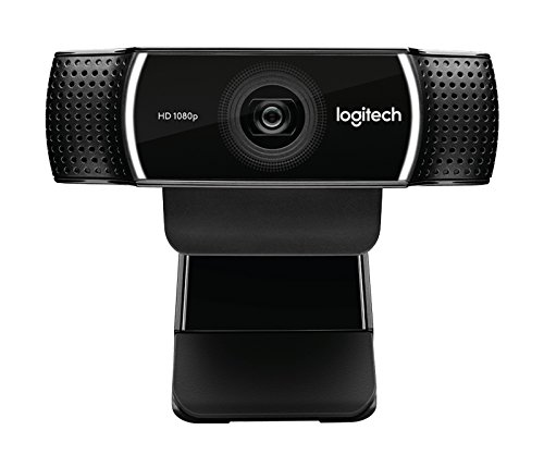 The Logitech C922 Pro Stream Webcam