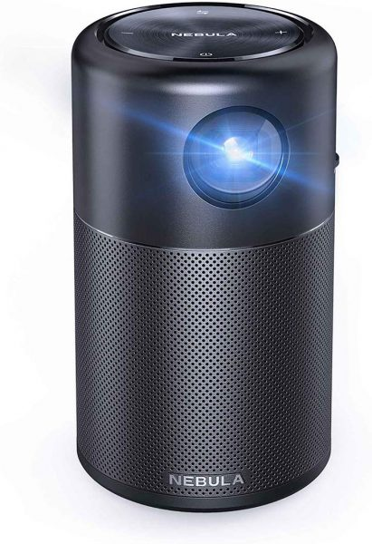 Anker's Nebula Smartphone Projector is a good choice for a high-quality mobile accessory.