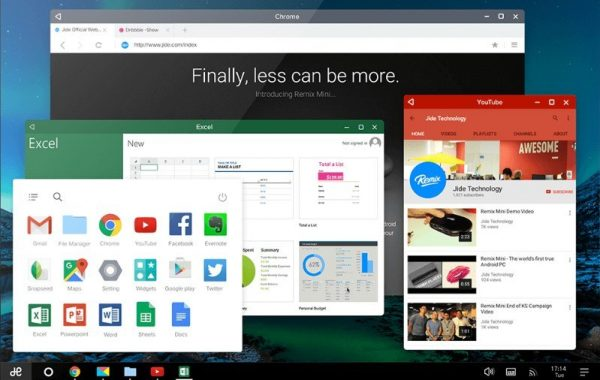 Remix OS Player is a good alternative to Bluestacks