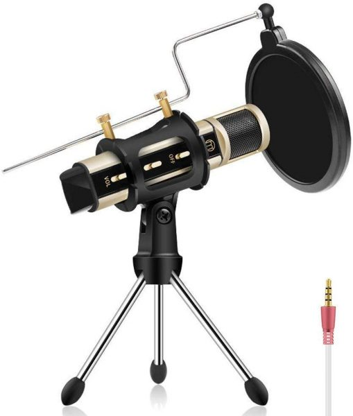 ZealSound Studio Recording Microphone