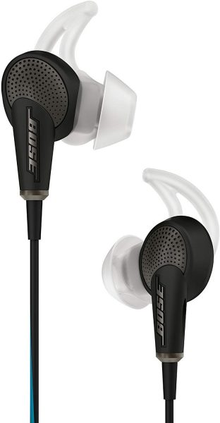 bose is one of the best brands when it comes to noise canceling earbuds