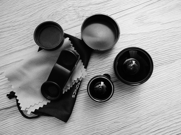 mobile photography lens kit