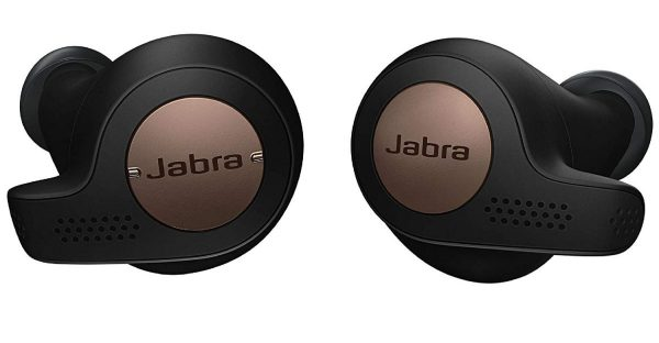 jabra's true wireless earbuds are a good choice
